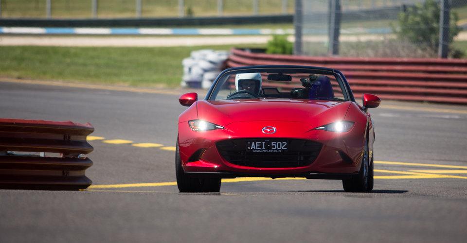Model 2016 Mazda MX5 Review Sandown Raceway Weekender  CarAdvice