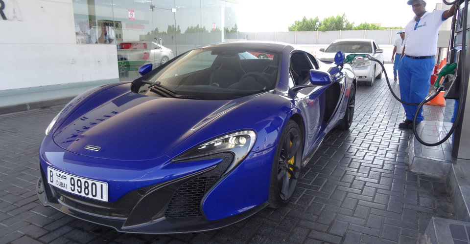 2016 McLaren 650S Spider Review: Driving Jabal Jais, UAE's highest mountain road