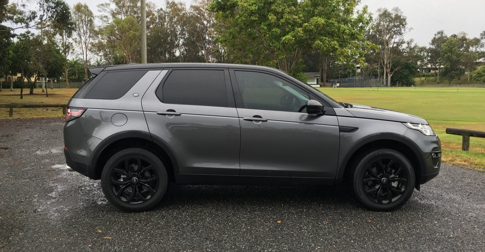 Land Rover Discovery Sport Review : Ownership Report 1