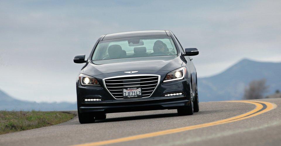 Creative 2016 Hyundai Genesis V8 Review  CarAdvice