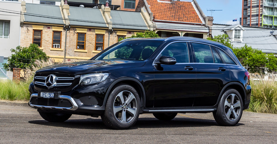 2016 mercedes benz glc220d review caradvice for Mercedes benz hybrid cars