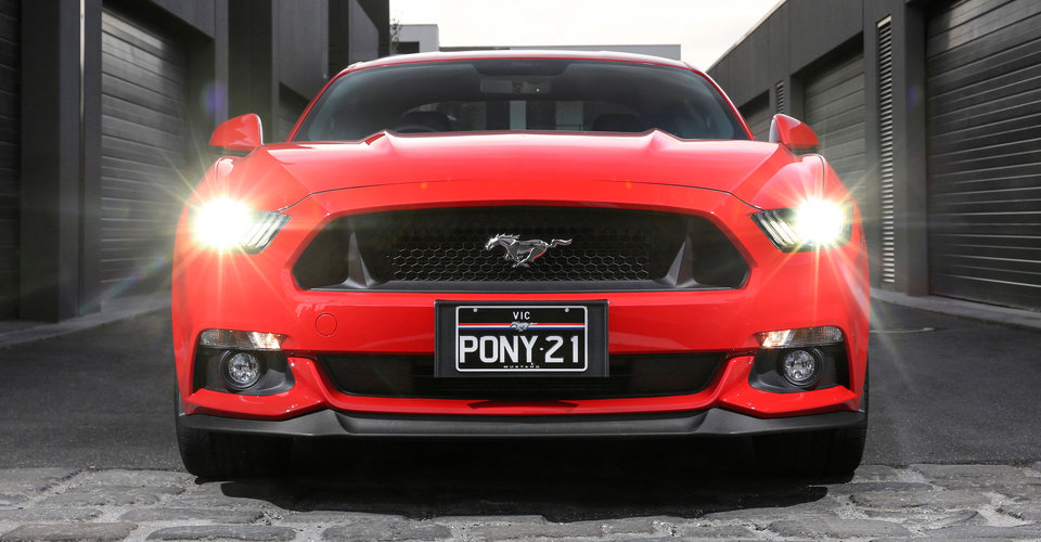 Model 2016 Ford Mustang Review  CarAdvice