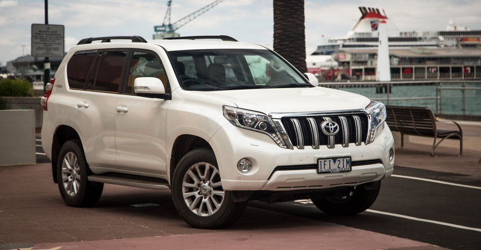 2016 Toyota Landcruiser Prado Vx Long Term Report Two