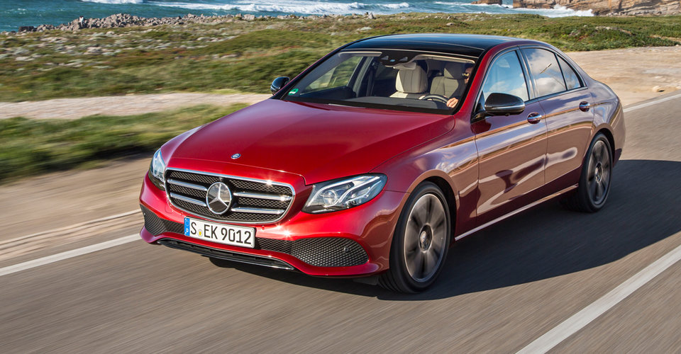 2016 Mercedes-Benz E-Class Review