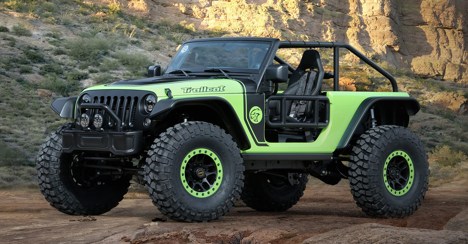 jeep trailcat crew chief 715 comanche shortcut and other concepts to debut at easter safari. Black Bedroom Furniture Sets. Home Design Ideas