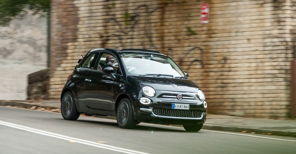 2016 fiat 500c lounge review caradvice. Black Bedroom Furniture Sets. Home Design Ideas