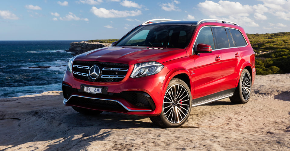2016 Mercedes Benz Gls Review Caradvice