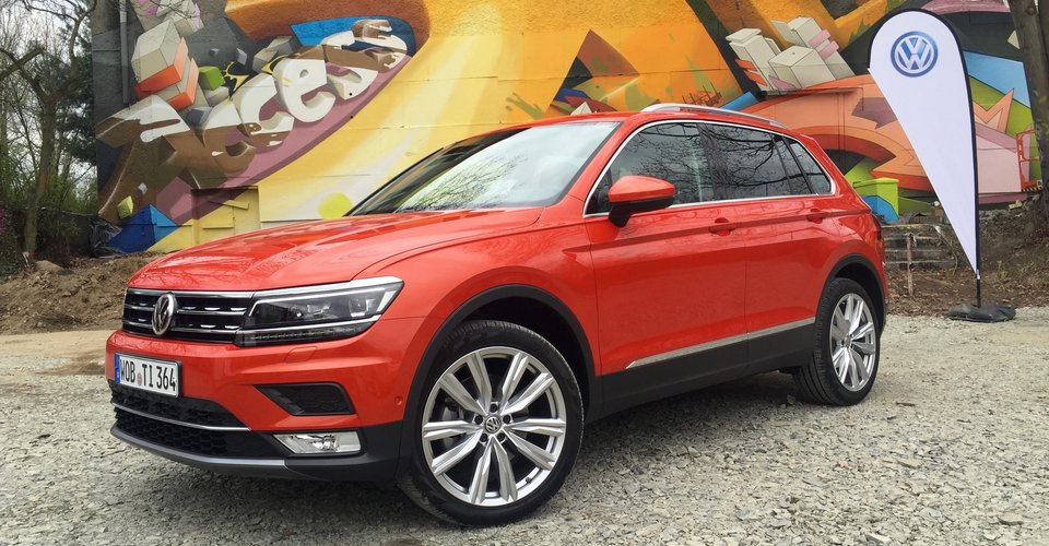 Volkswagen Tiguan Red Reviews Prices Ratings With Best