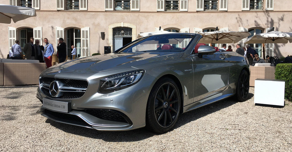 2016 mercedes amg s65 cabriolet to land as australia s for The most expensive mercedes benz