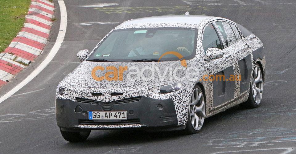 2018 Holden Commodore 2017 Opel Insignia Interior And