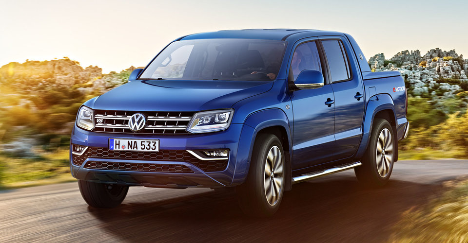 2017 volkswagen amarok reveals new look interior. Black Bedroom Furniture Sets. Home Design Ideas