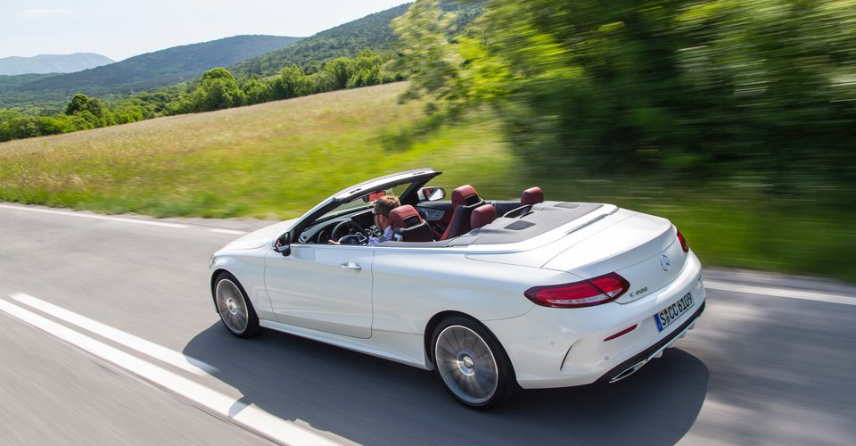 2017 mercedes benz c class cabriolet review caradvice for New mercedes benz convertible