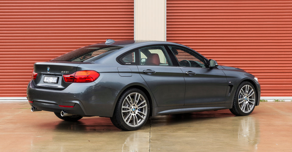 2016 Bmw 4 Series Gran Coupe Review Caradvice
