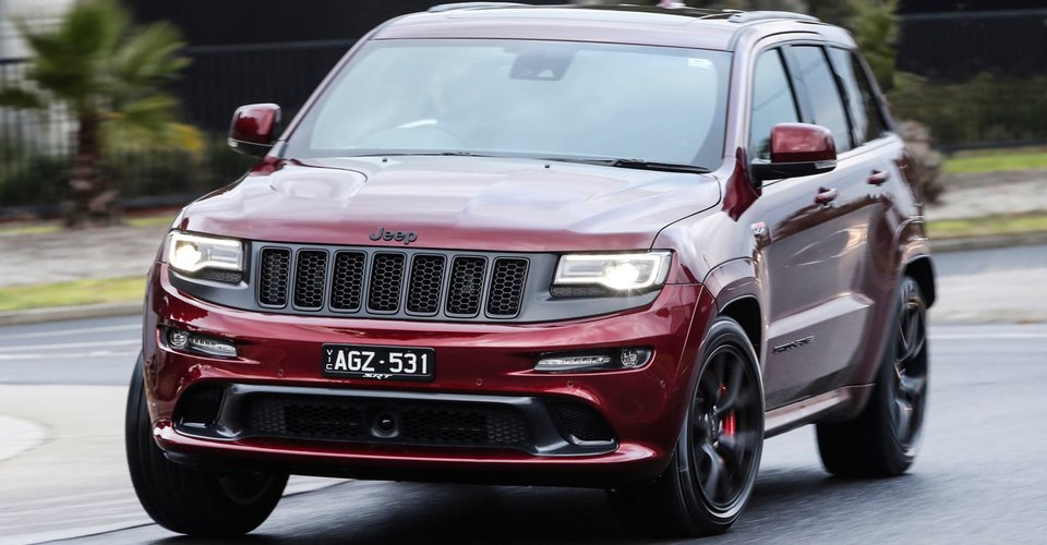 Unique 2016 Jeep Grand Cherokee SRT Night Review  CarAdvice