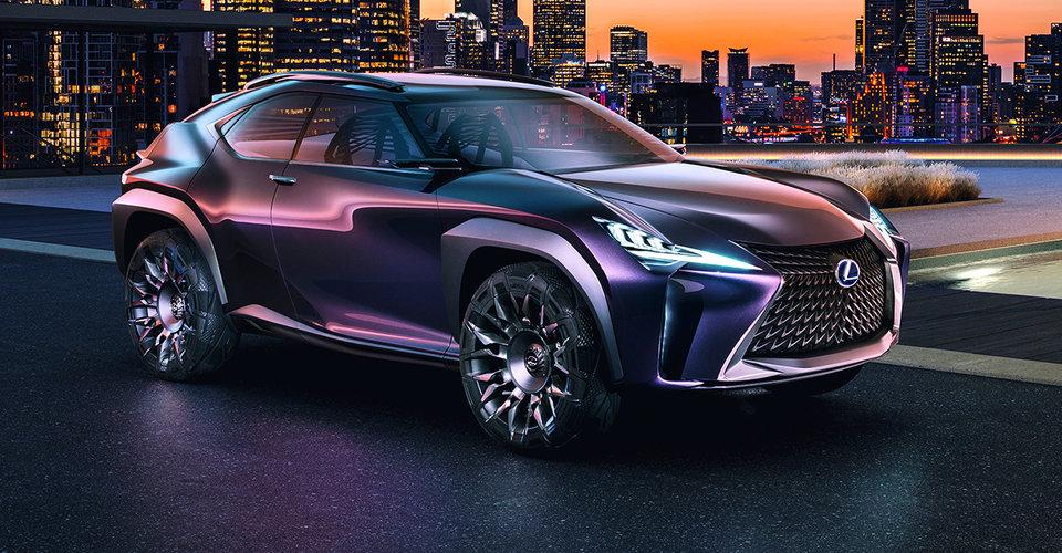Best Luxury Compact Suv >> Lexus Australia keen on UX compact SUV
