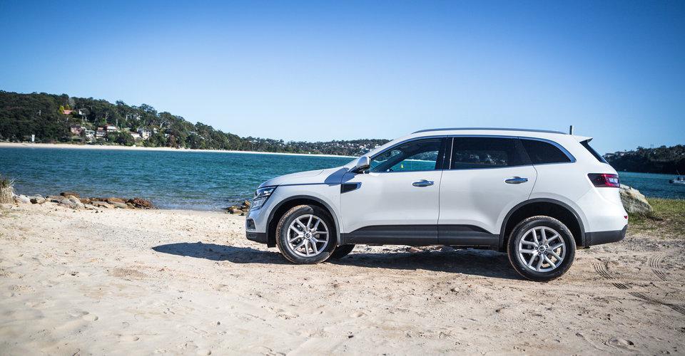 2017 Renault Koleos Zen 4x2 Review Caradvice | Autos Post