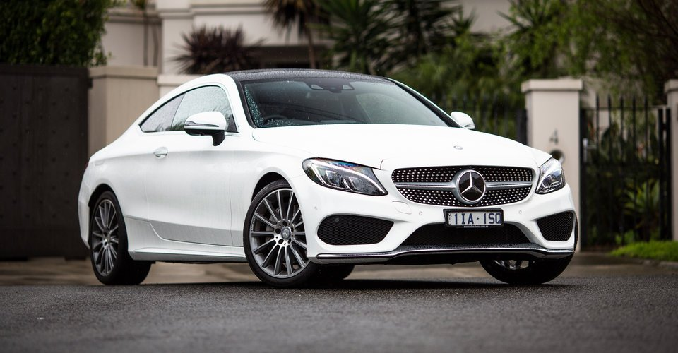 2016 mercedes benz c300 coupe review long term report for Mercedes benz c300 price