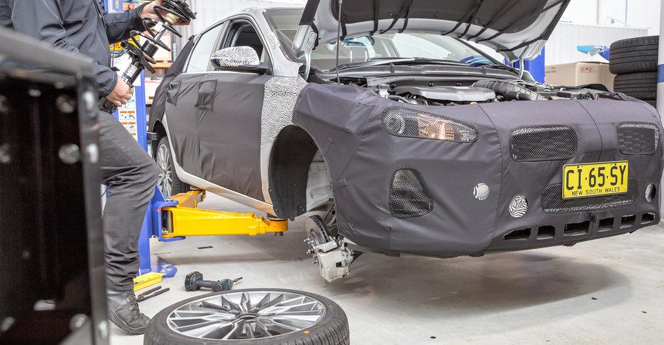 Simple Hyundai Australia Suspension Tuning We Go Behindthe