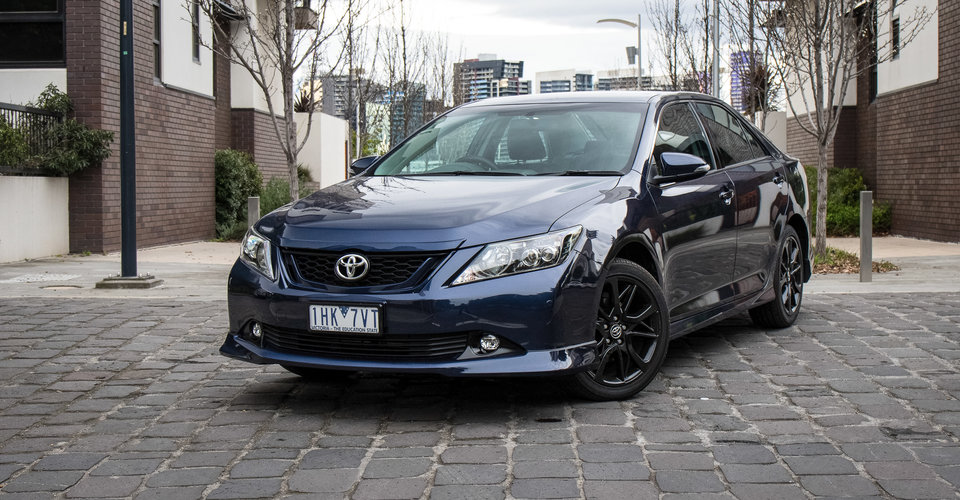 Toyota Aurion Review Specification Price  CarAdvice