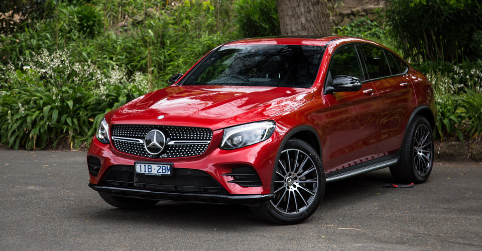 2017 mercedes benz glc coupe review caradvice autos post. Black Bedroom Furniture Sets. Home Design Ideas