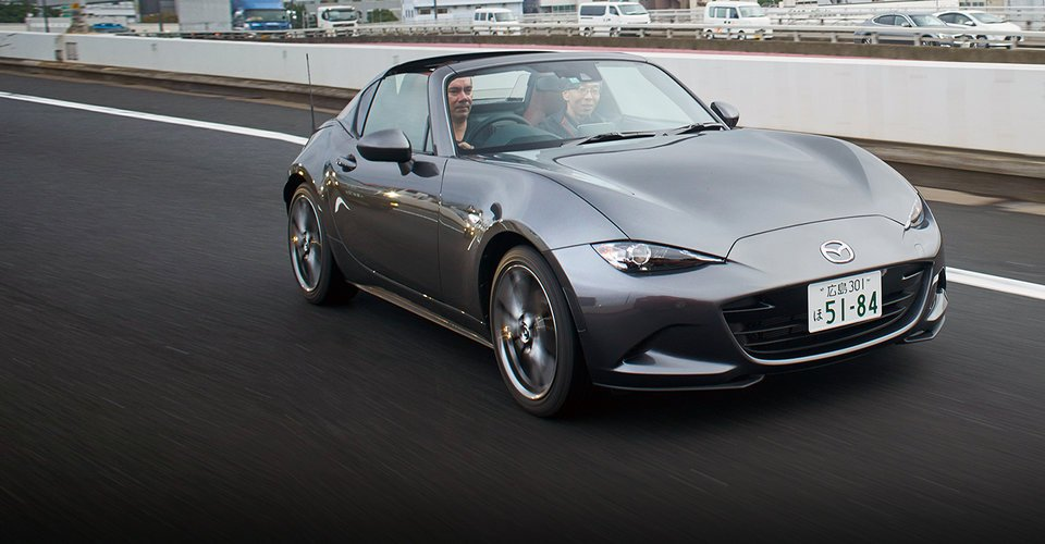 2017 Mazda Mx 5 Rf Review Automotive News Newslocker