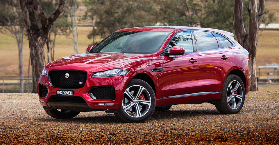 2017 Jaguar F Pace 35t S Review Caradvice