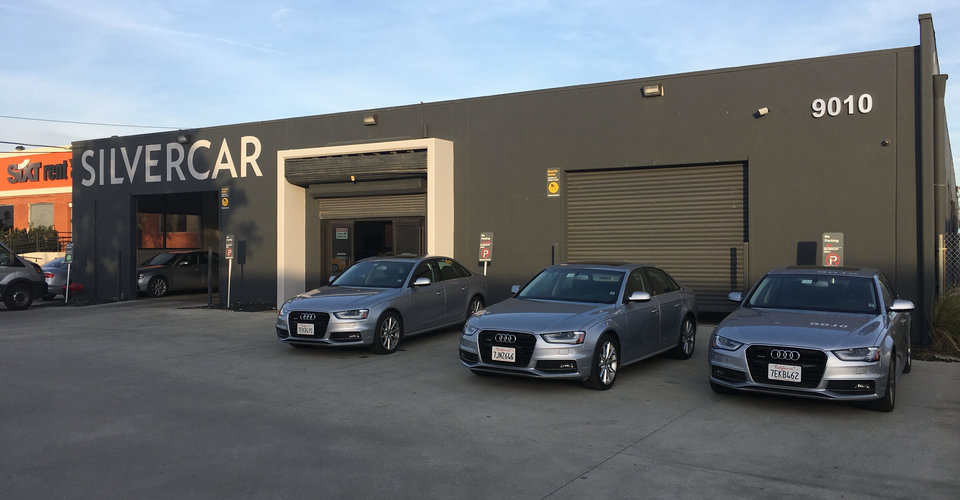 Silvercar Los Angeles >> Sampling Silvercar Hire in Los Angeles