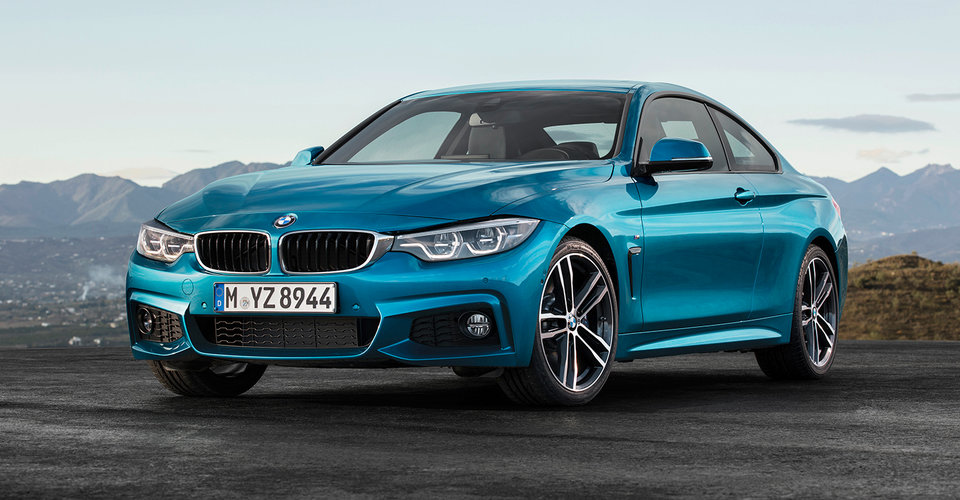 2017 bmw 4 series m4 update revealed leds everywhere and new infotainment across the range. Black Bedroom Furniture Sets. Home Design Ideas