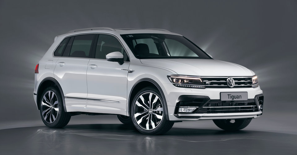 volkswagen tiguan 162tsi dominant sales expected for performance suv. Black Bedroom Furniture Sets. Home Design Ideas