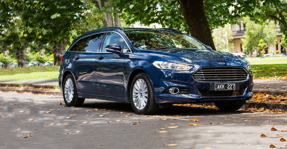 2017 ford mondeo trend wagon review caradvice. Black Bedroom Furniture Sets. Home Design Ideas
