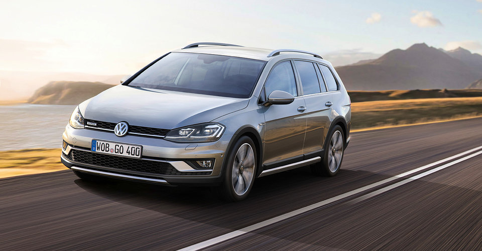 2017 Volkswagen Golf Alltrack Pricing And Specs Range