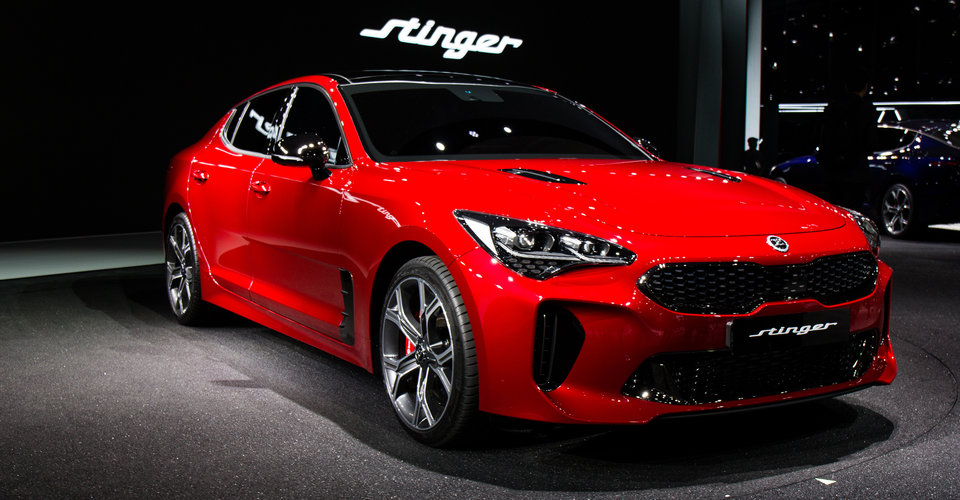 Kia Stinger Australian Arm Determined To Get The Sound