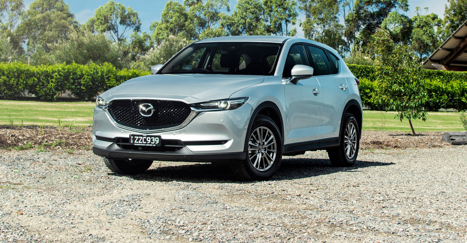 2017 mazda cx 5 touring petrol review caradvice. Black Bedroom Furniture Sets. Home Design Ideas