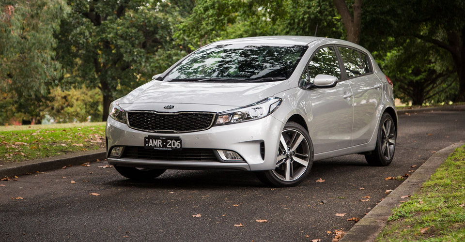 2017 Kia Cerato Sport hatch review | CarAdvice