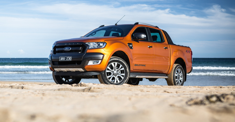 2017 Ford Ranger Wildtrak Review Caradvice