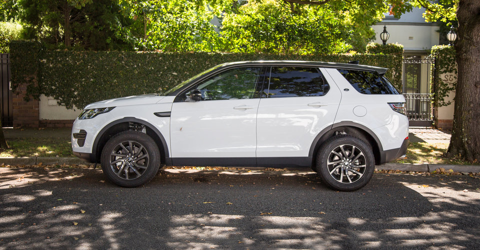 Land Rover Discovery Sport Review Specification Price  CarAdvice