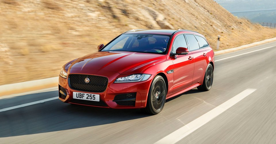 2018 jaguar wagon. simple 2018 2018 jaguar xf sportbrake review on jaguar wagon
