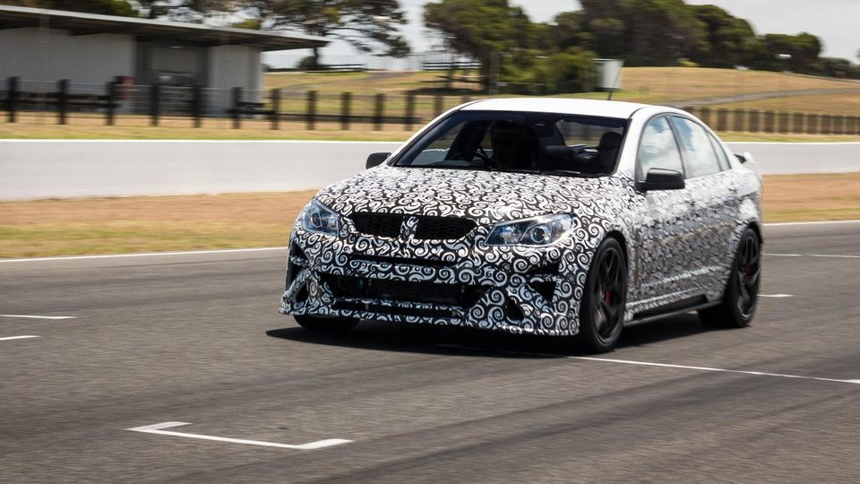 2017 HSV GTSR W1 review: Phillip Island quick drive
