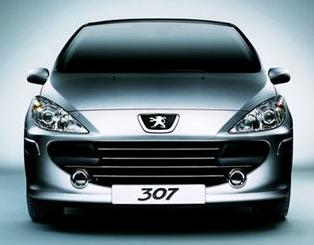 peugeot 307 touring xse hdi - photos (1 of 1)
