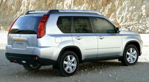2007 nissan x-trail - photos (1 of 2)