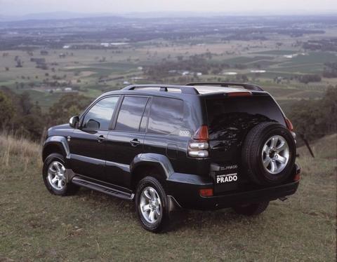 2007 Toyota Prado Gx Turbo Diesel Road Test Caradvice