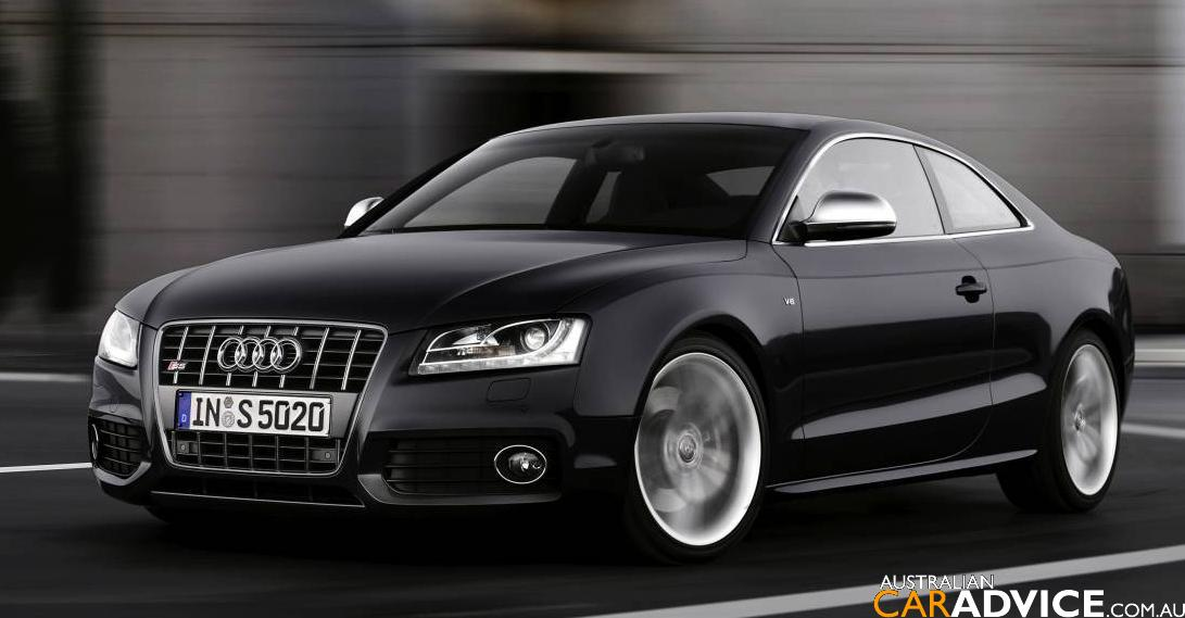 Audi A5 S5 Pricing Announced Photos 1 Of 4