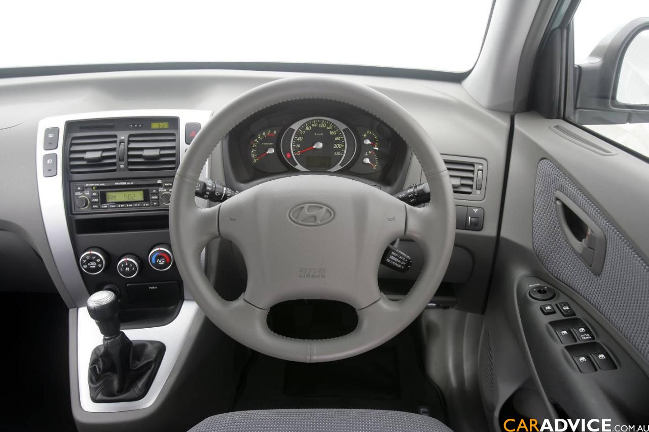 2007 Hyundai Tucson City Sx Road Test Caradvice