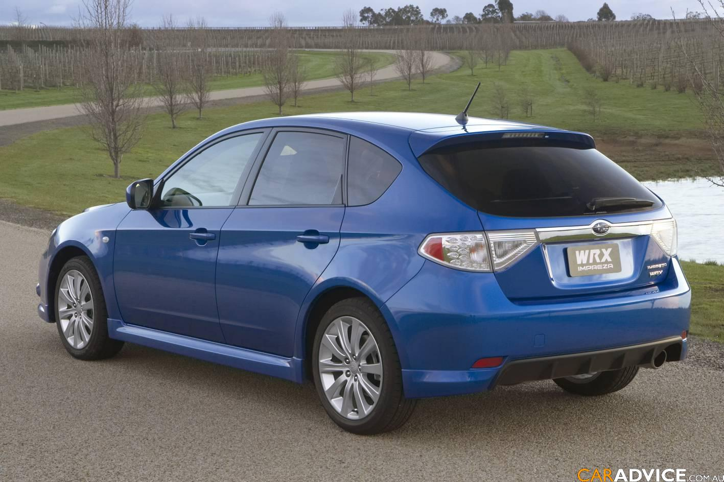2008 subaru impreza wrx reader review caradvice. Black Bedroom Furniture Sets. Home Design Ideas