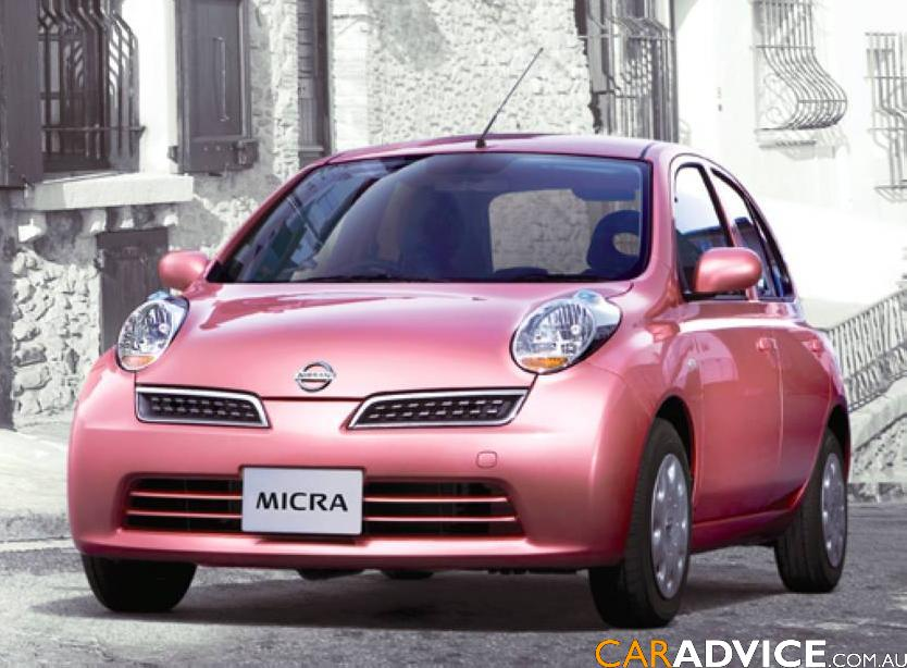 2008 Nissan Micra Specifications Photos 1 Of 8