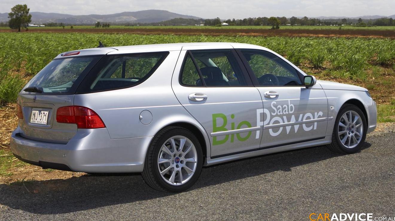 Ethanol Sports Cars