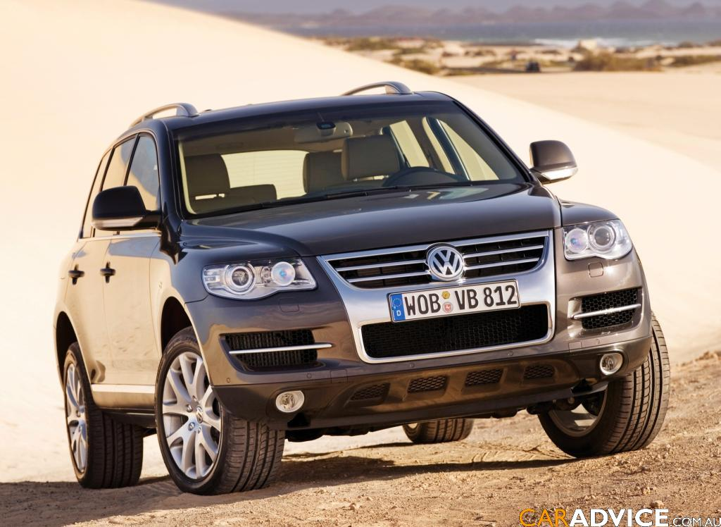 2008 volkswagen touareg v10 tdi review caradvice. Black Bedroom Furniture Sets. Home Design Ideas