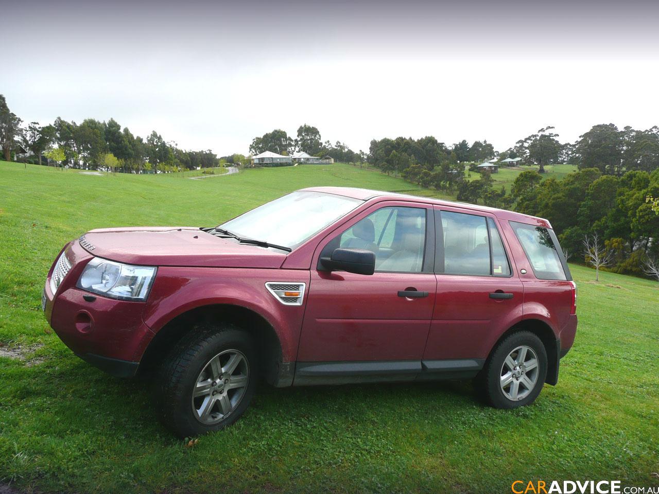2007 Land Rover Freelander 2 review | CarAdvice