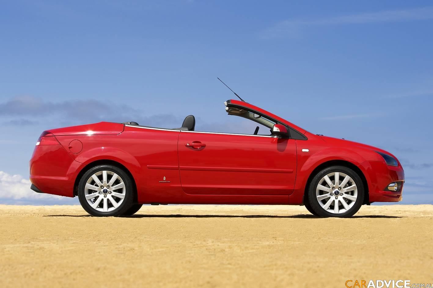 2008 ford focus coup cabriolet photos 1 of 14. Black Bedroom Furniture Sets. Home Design Ideas