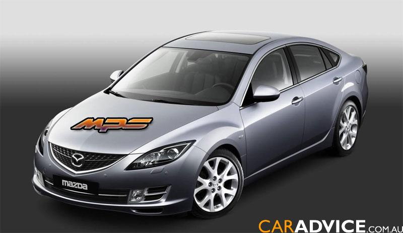 New Mazda6 MPS in doubt  Photos 1 of 4